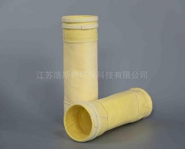 布袋除塵器氟美斯濾袋制作流程與噴涂工藝